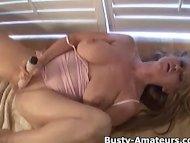 Naughty Violet masturbate...