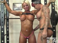 Dani Andrews and Megan Av...