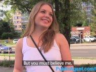PublicAgent Cute teen Rus...