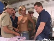 Raw gangbang for better w...