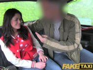 FakeTaxi UK chav gets her...