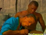 Black Ghetto Gay Lover on...