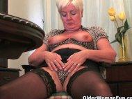 British grannies exposing...