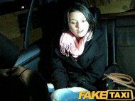 FakeTaxi Cute Young Czech...