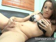 Deborah: Latin Tranny Tug...