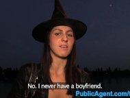PublicAgent Halloween wit...
