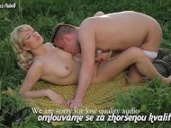 CRAZY CZECH FUCKING IN THE NATURE! view on tube8.com tube online.