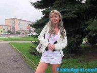 PublicAgent Blonde MILF i...