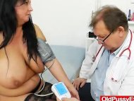 Adult Toy in muff during ...