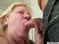 Huge titted mother in law...