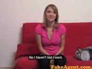 FakeAgent Blonde babymake...