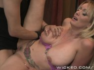 Wicked - Hot milf Stormy ...