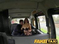 FakeTaxi Couple fuck in b...