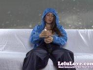 Lelu Love-Rain Gear Mastu...