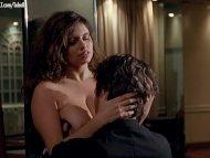 Debora Caprioglio nude fr...