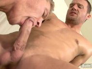 Sexy gays fuck in a meeti...