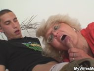 Angry mother in law fucks...