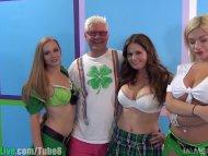 St.Patrick's pornstar org...