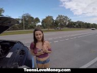 TeensLoveMoney - Busty Ba...