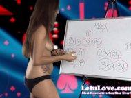 Lelu Love-May 2015 Cum Sc...