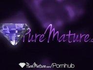HD PureMature - Cute blon...