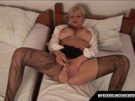 Malina May masturbate wit...