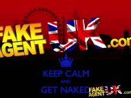 FakeAgentUK Face full of ...
