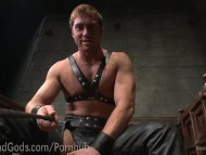 House Dom Tests New Slave...