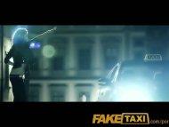 FakeTaxi Posh blonde fall...