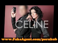 FakeAgent Tanned teen get...