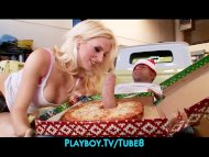 Bigtit blonde slut gets a...