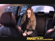 FakeTaxi Cutie with glass...
