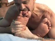 Jerome's Foot Worship - M...
