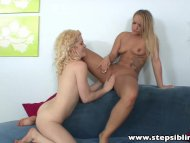 StepSiblings Blonde perky...