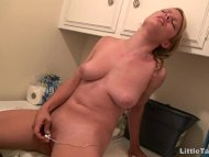 Cute Blonde Chick Gets Ki...