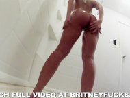 Britney Amber Sexy Shower...
