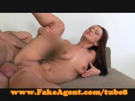 FakeAgent Cute amateur wa...