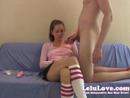 Lelu LoveCumshot Socks SP...