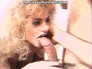 Blonde fuck pro makes guy...
