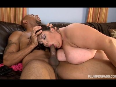 Porno Video of Fat Bbw Latina Milf Takes Big Black Cock In Her Ass