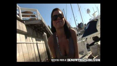Pussy Beat Up At Sea