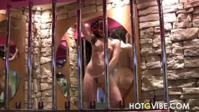 Sexy Striptease Audition