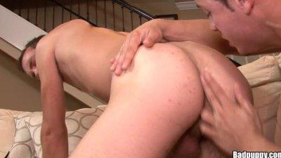 2 Fingers Deep In Ass