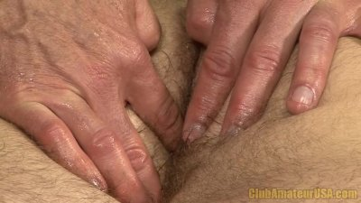Mac's First Finger Job