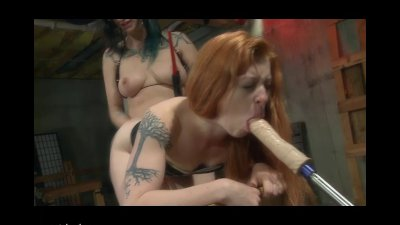 Bella Vendetta's Little Shop of BDSM Horrors