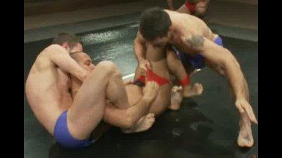 Dj Kyle Braun vs Leo Forte Alessio Romero