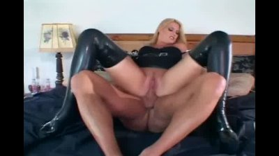 Blonde female cop fucking in g