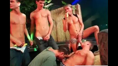 Group of horny drunk guys part6