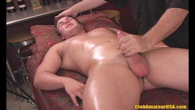 Rub and Tug That Stud