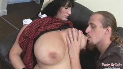 Big Tits Student Simone Gets Fucked
